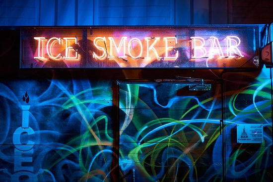 IceSmoke Bar
