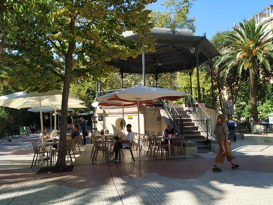 Terraza Del Restaurante Picture Of Kiosco De La Musica