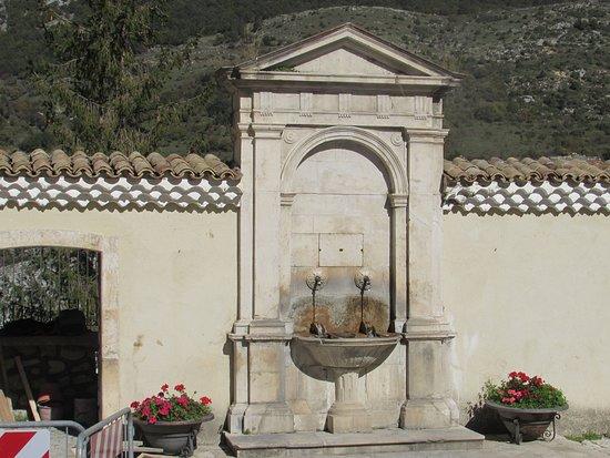Fontana di Barrea