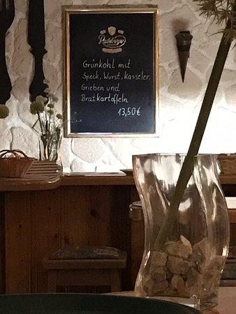 Hage, Германия: Restaurant Krone