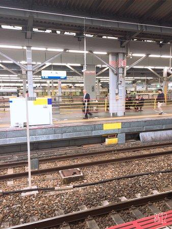 Osaka Prefecture, Japan: 大阪への玄関口  JR大阪駅🚉 各種路線のトランジットステーション