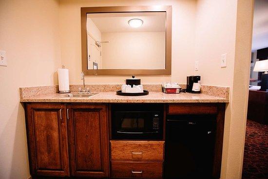 Hampton Inn & Suites Minot / Airport: Guest room