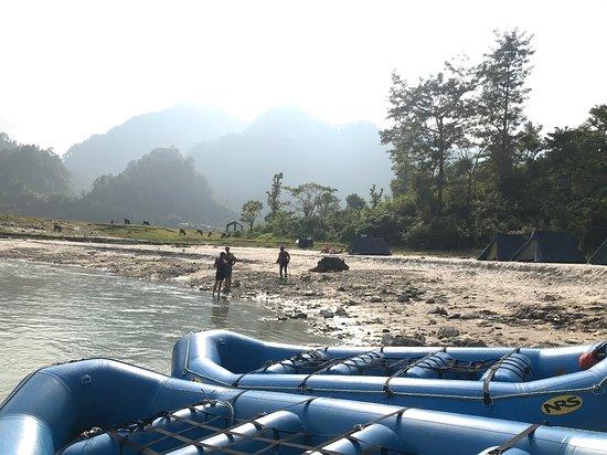 Фотография Whitewater Rafting Pokhara - Upper Seti River