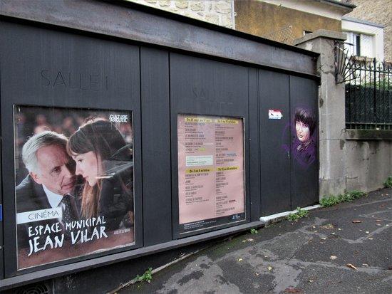 """Fresque """"Agnès Varda"""""""