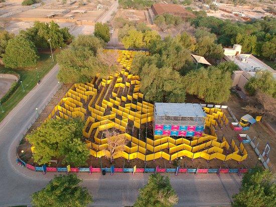 The Wonder Maze