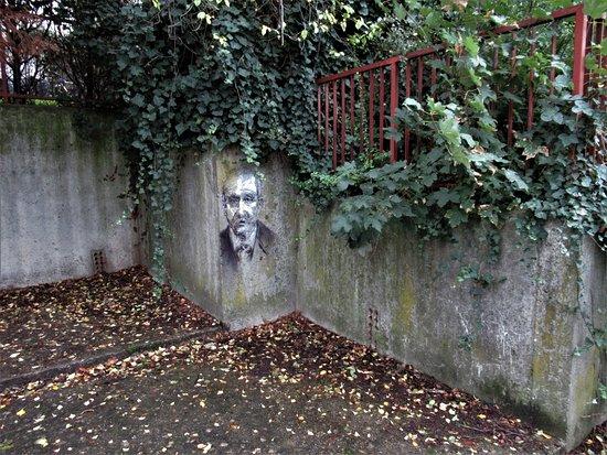 "Fresque ""Clement Ader"""