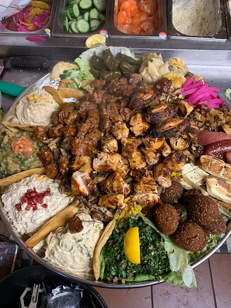 Catering lunch platter....beats sandwiches.