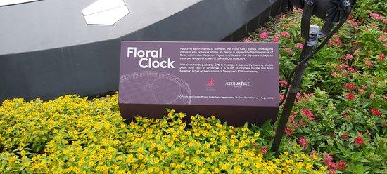 Valokuva: Floral Clock