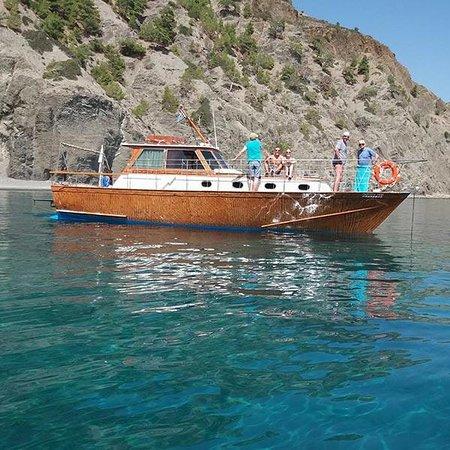 Odyssey Cruise boat