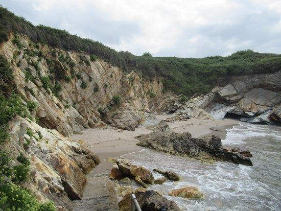 Playa De Rocas Blancas
