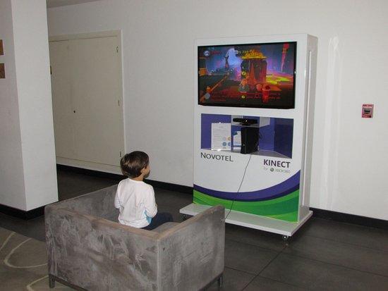Xbox disponível para brincar