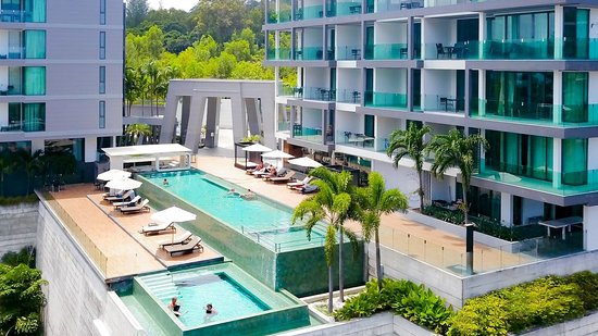 Absolute Twin Sands Resort & Spa, Hotels in Patong