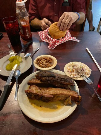 Crosby, TX: Cut it with a fork and melted in my mouth!
