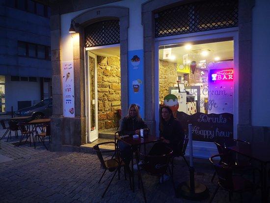 Monserrate, Португалия: Gelateria Italiana Artigianale Sottozero