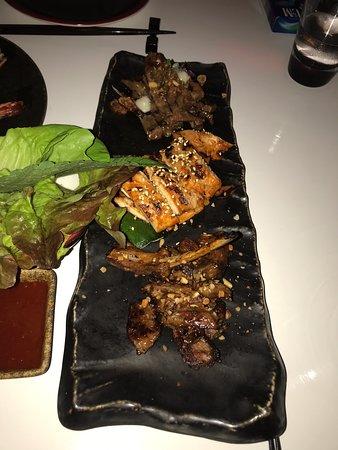 Fancy Korean BBQ Date