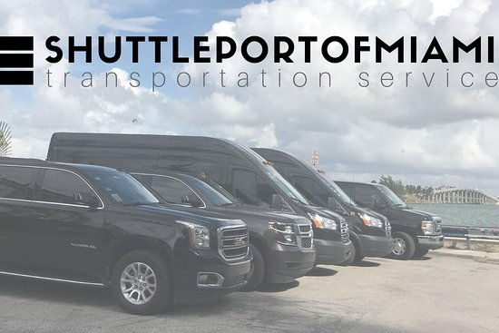 ‪Shuttle Port of Miami‬