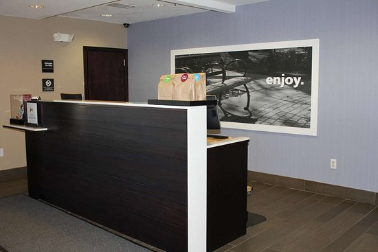 Hampton Inn Elizabethtown: Reception