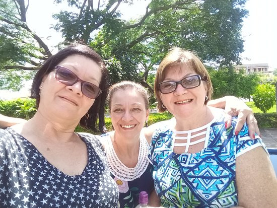Varzea Da Palma: Parque ao lado do Hotel