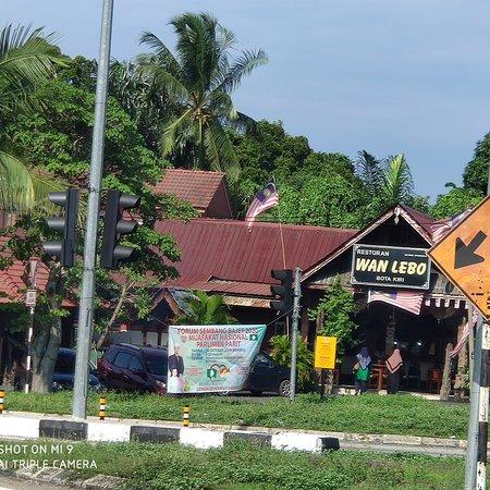 Restoran Wan Lebo Bota Kiri