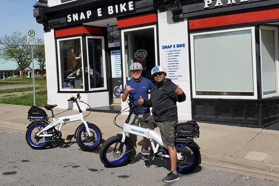 Snap E-Bike Rentals & Experiences