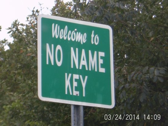 No Name Key, FL: Floride