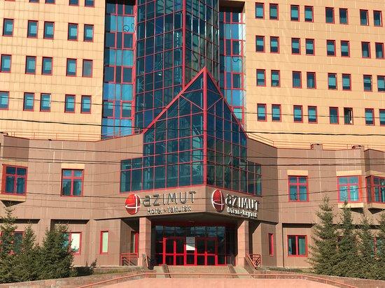 AZIMUT Hotel Yakutsk