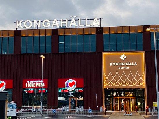 Kongahalla Center