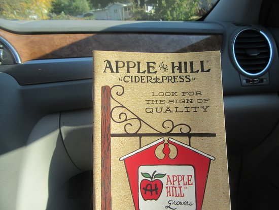 ‪Apple Hill‬