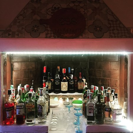 Due Nove Otto Bistrot: Il nostro bar è differente