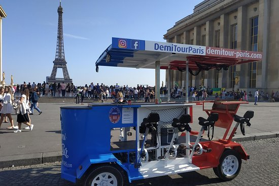 Beer Bike Paris