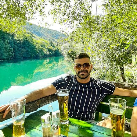 Pricelje, Черногория: Goldfish Tavern is something new in the offer of the restaurant of Montenegro. Tucked away in the peace of nature, created out of love for nature, it offers a unique ambiance.Visit us!