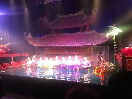胡志明机票_升龙水上木偶剧院 (河内) - 旅游景点点评 - TripAdvisor
