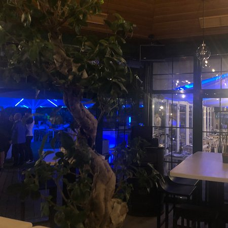 Nice restaurant with terrace in pleasant nature surroundings