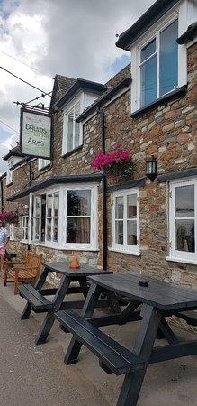 Stanton Drew, UK: The Druids Arms