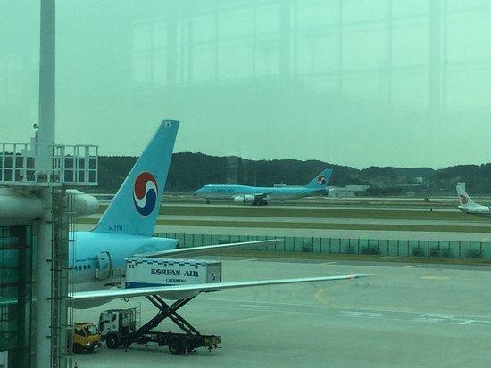 Incheon, Corea del Sur: 大韓航空