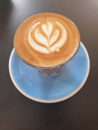 Best coffee in Tel Aviv