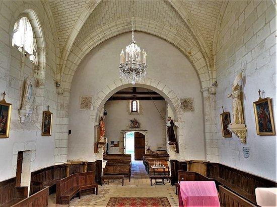 Église Saint-Aubin de Faverolles-sur-Cher