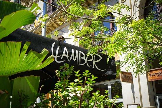 Llamber Barcelona El Born La Ribera Menu Prices