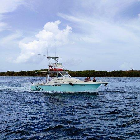 La Menta Fishing trips Curaçao