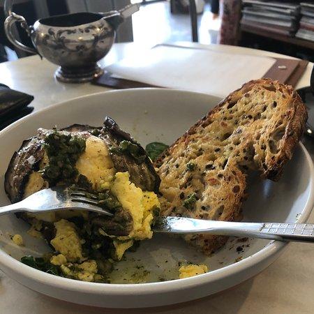Best scrambled eggs I've had.