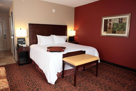 Milan, Tennessee: Guest room