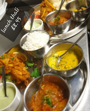 Image Cafe Tiffin in London