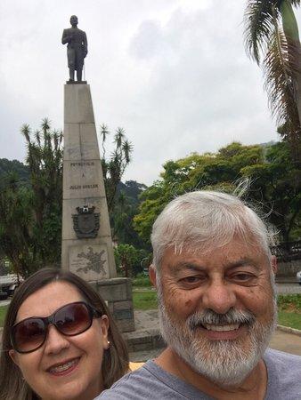 Júlio Frederico Koeler Monument