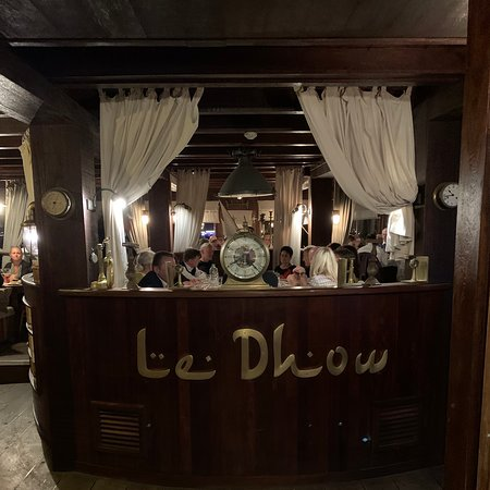 Le Dhow – fénykép
