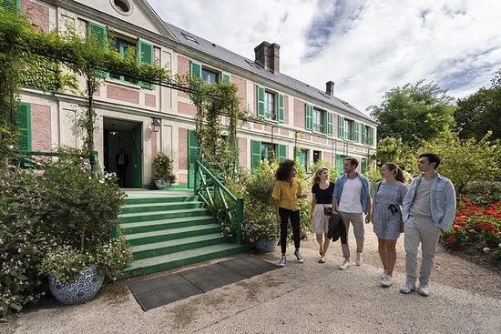 Auvers-sur-Oise & Giverny ...