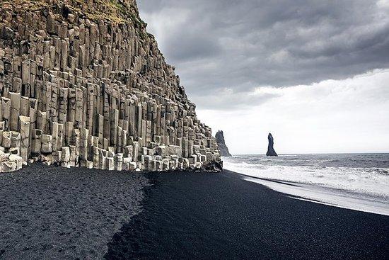 Guidet helgedagstur på Islands sydkyst...