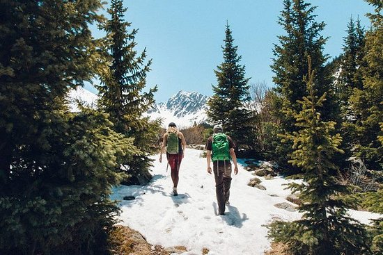Wandelavontuur in het Rocky Mountain ...