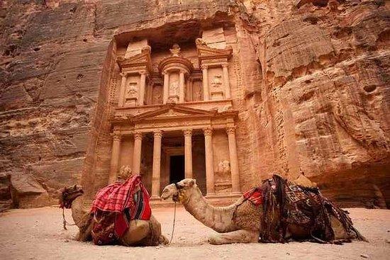 Pacote de 7 Dias e 6 Noites para o Egito e a Jordânia: Package 7 Days 6 Nights to Egypt and Jordan Christmas Tour