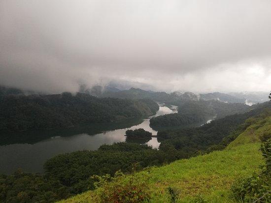 Kallimali View Point