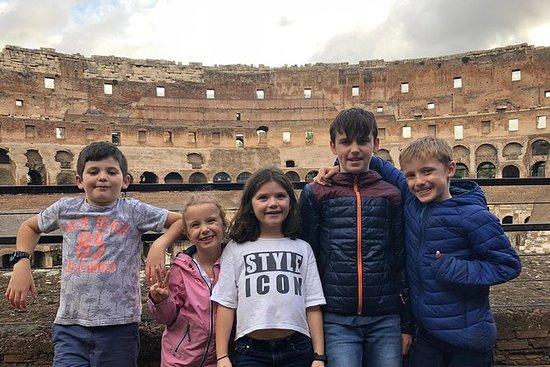 Skip-the-line Colosseum & Roman Forum w...